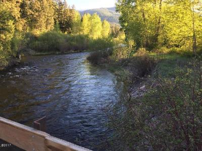 Missoula County Residential Lots & Land For Sale: Nhn Balsamroot Road