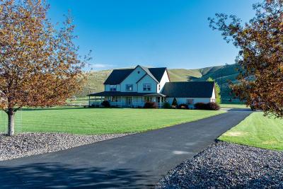 Missoula Single Family Home For Sale: 2940 Brushpopper Lane