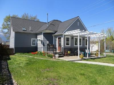 Hamilton Single Family Home For Sale: 109 South 8th Street