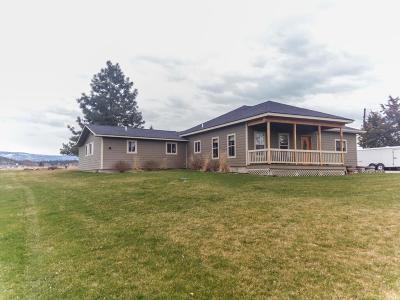 Stevensville Single Family Home For Sale: 3562 Eastside Hwy