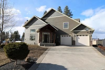 Columbia Falls MT Single Family Home For Sale: $385,700
