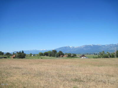 Ravalli County Residential Lots & Land For Sale: 1610 Mountain View Orchard Road