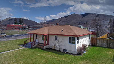 Missoula Single Family Home For Sale: 600 Stephens Avenue