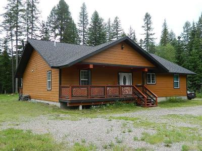 Flathead County Single Family Home For Sale: 240 Alpine Drive