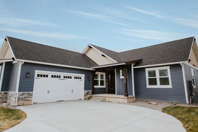 Missoula Single Family Home For Sale: 2713-B Bunkhouse Place