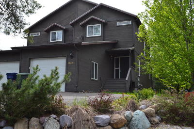 Whitefish Single Family Home For Sale: 1022 State Park Road