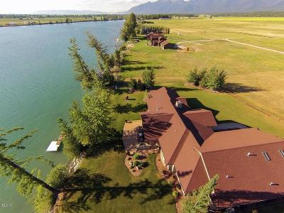 Flathead County Single Family Home For Sale: 1520 Riverside Road