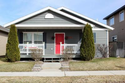 Missoula Single Family Home For Sale: 2524 Riata Road