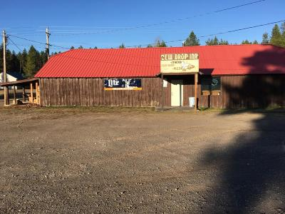 Flathead County Commercial Under Contract Taking Back-Up : 10750 Us Hwy 2 East