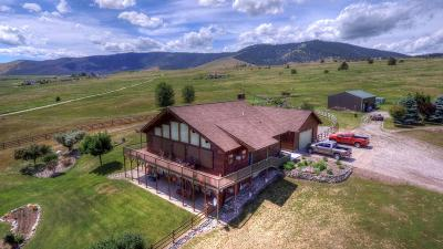 Polson MT Single Family Home For Sale: $595,000