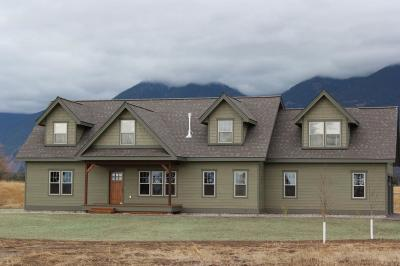 Kalispell Single Family Home For Sale: 756 Sweetgrass Ranch Road