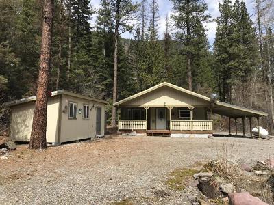 Thompson Falls Single Family Home For Sale: 12 Riverside Lane