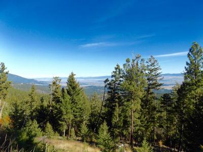 Ravalli County Residential Lots & Land For Sale: Elizabeth Road