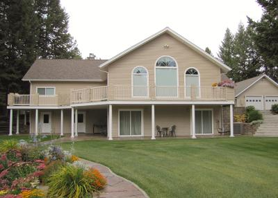 Flathead County Single Family Home For Sale: 89 Crystal Lake Road