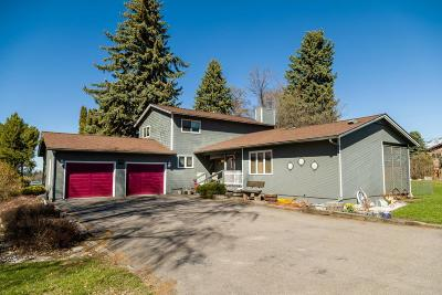 Polson Single Family Home For Sale: 110 Bayshore Drive