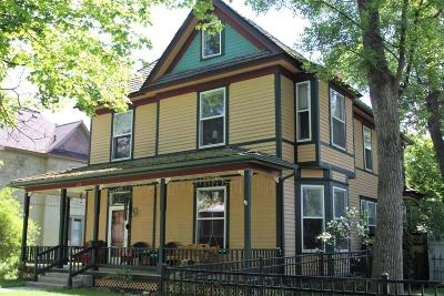 Missoula Single Family Home For Sale: 215 South 5th Street East