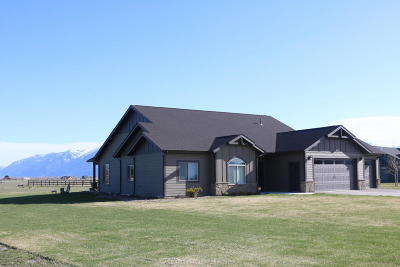 Flathead County Single Family Home For Sale: 1047 Pheasant Haven Drive