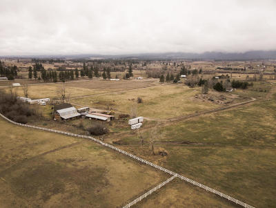 Ravalli County Residential Lots & Land For Sale: 5730 Klements Lane