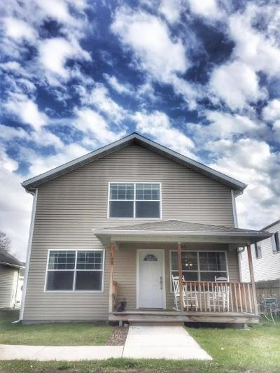Missoula Single Family Home For Sale: 109 Justus Lane
