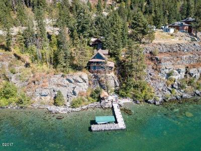Bigfork Single Family Home Under Contract Taking Back-Up : 17271 Cliffhanger Lane