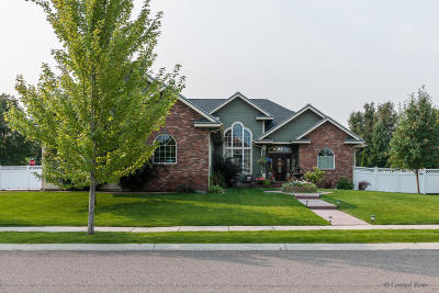 Kalispell Single Family Home For Sale: 61 Glacier Circle