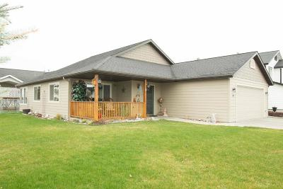 Ravalli County Single Family Home For Sale: 160 Meadow Drive
