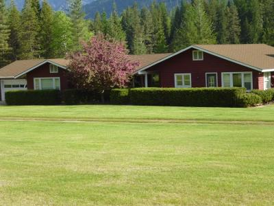 Sanders County Single Family Home For Sale: 279 Upper River Road