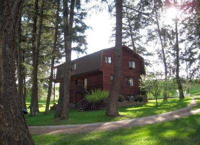 Bigfork Single Family Home For Sale: 6090 Old Highway 35