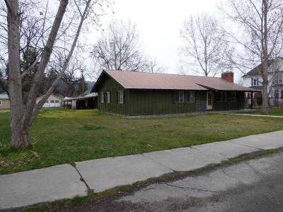 Ravalli County Single Family Home For Sale: 609 North 2nd Street