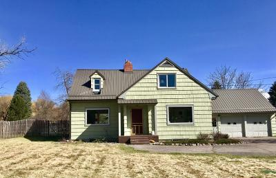 Missoula Single Family Home For Sale: 2620 Briggs Street
