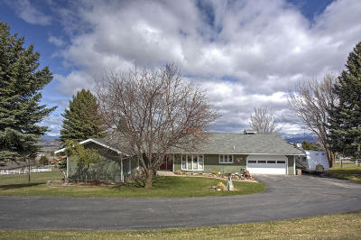 Missoula Single Family Home For Sale: 3400 Loraine Drive