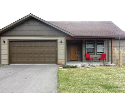 Flathead County Single Family Home For Sale: 228 Bluebunch Court