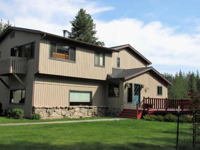 Lake County Single Family Home For Sale: 40700 Salmon Prairie Road