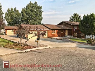 Missoula Single Family Home For Sale: 6135 April Lane