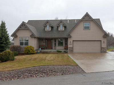 Flathead County Single Family Home For Sale: 228 Arbour Drive East