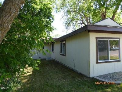 Missoula Single Family Home For Sale: 1827 South 5th Street West