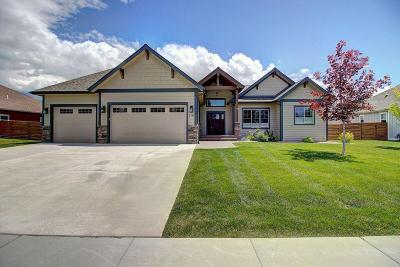 Flathead County Single Family Home For Sale: 118 East Monture Ridge