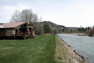 Ravalli County Single Family Home For Sale: 151 Sinopah Way