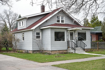 Missoula Single Family Home Under Contract Taking Back-Up : 725 Longstaff Street