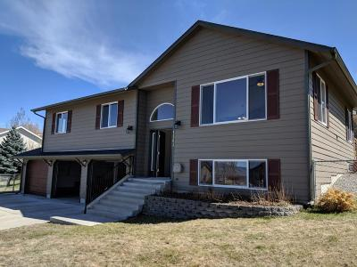 Missoula Single Family Home For Sale: 4661 Nicole Court