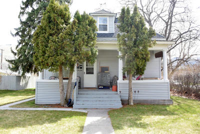 Missoula Multi Family Home For Sale: 440 Plymouth Street