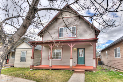 Missoula Single Family Home For Sale: 4685 Montrose Drive