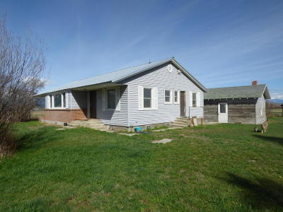 Corvallis Single Family Home For Sale: 582 Willow Creek Road