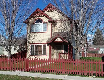 Stevensville Single Family Home For Sale: 514 College Street