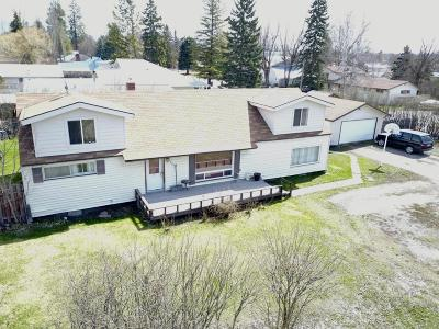 Kalispell MT Single Family Home For Sale: $224,000