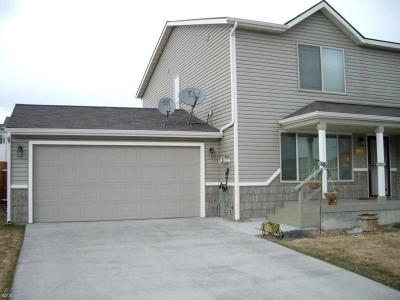 Kalispell Single Family Home Under Contract Taking Back-Up : 2031 Teal Drive