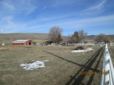 Flathead County Single Family Home For Sale: 7970 Browns Meadow Road