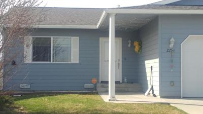 Kalispell Single Family Home Under Contract Taking Back-Up : 2256 Merganser Drive