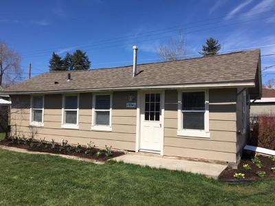 Missoula MT Single Family Home For Sale: $179,000