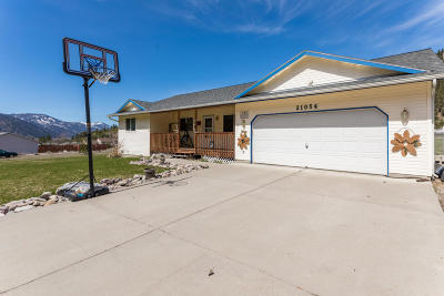 Missoula County Single Family Home For Sale: 21054 Handley Loop